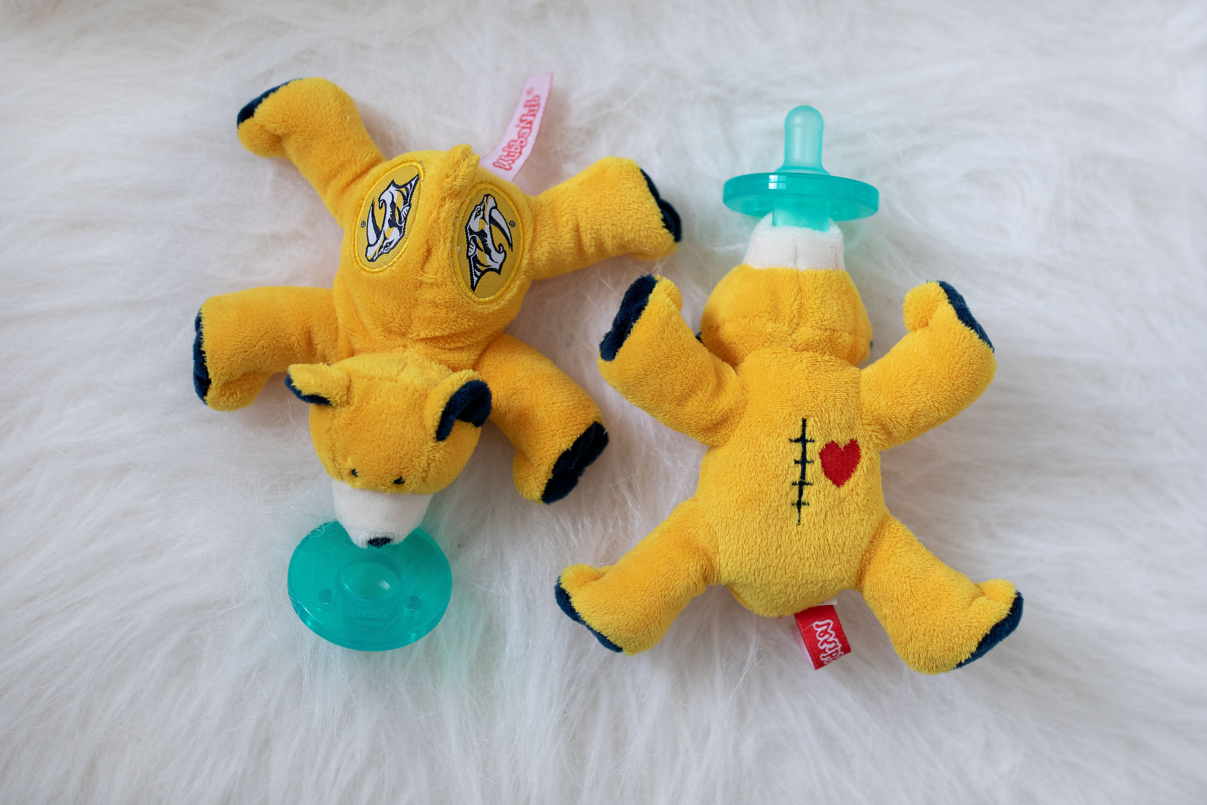 Bright Heart Foundation - Wubbanub Pacifier