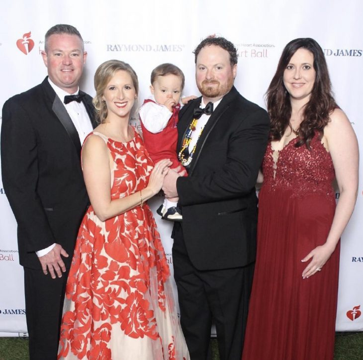 American Heart Association Honors: Luke's CHD Journey