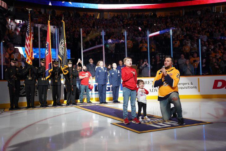 Hockey Has Heart:  CHD Awareness Night
