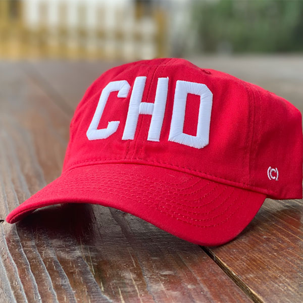 Bright Heart Foundation - CHD Red Hat